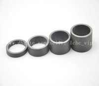 Wholesale 1 quot Matte Carbon Headset Spacers Set mm Road Mountain Cycling Bike