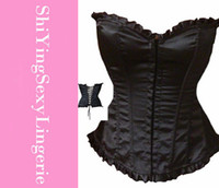 Wholesale Black Corsets With Matching Panty LC5010 Cheaper price Cost Fast Delivery
