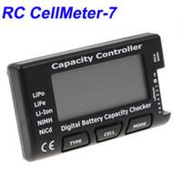 Wholesale High Quality RC CellMeter Digital Battery Capacity Checker LiPo LiFe Li ion NiMH Nicd