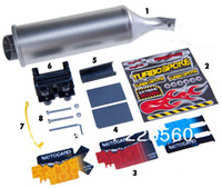 Wholesale Sets TurboSpoke Bicycle Exhaust System