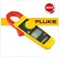 Cheap Fluke 302+ Digital Clamp Meter AC   DC Multimeter Tester