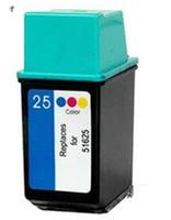 Frete grátis por EMS !! Atacado cartuchos remanufaturados para HP 51625A 25 cartuchos jato de tinta (10pcs / lot)