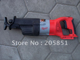 Bare-Tool Milwaukee 0719-20 Sawzall V28 Lithium-Ion Cordless Reciprocating Saw (Tool Only, No Battery)