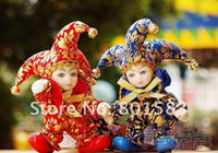 Cheap Italy Triangel dolls,figure toys,Triangel Doll fate symbol of love ,Action Figures & Character, 5 inch 12 cm . 5 pcs lot