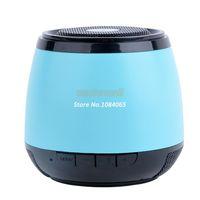 Wholesale 2014 Wonderful Wireless Bluetooth Hifi Speaker Mini Portable Bass TF Slot Handfree Stereo Micphone Rechargeable B16 SV003861