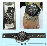 Cheap Charm Bracelets Final Fantasy bracelet Best Mexican Women's Wolf Bracelets