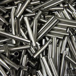 Wholesale Hot Sale Tattoo Stainless Steel BACK STEM tube grip gun machine grip ink tip for tattoo Supplies