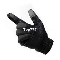 Wholesale GOHIKE Ride Skiing Hiking Gloves Luvas Unisex Outdoor Winter Windproof Fleece Touch Screen Gloves Size S M L XL