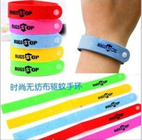 Cheap Mosquitoes Bracelet Best Pesticide Eco Friendly natural Mosquito insect