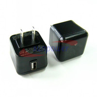 Wholesale 20PCS USB V A A Travel Charger for IPad for MID Mobile for power bank for USB fan