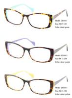 Wholesale Cat Eye Glasses Frames Women Nerd Glasses Frames Fashion Glasses Oculos de grau Women Gafas Acetate Designer Frames