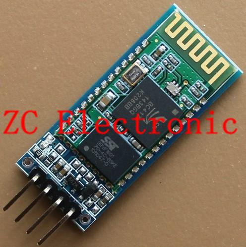 Arduino and Bluetooth HC-06 to Control the LED with