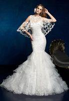 Cheap lace wedding dresses Best V neck wedding dresses