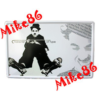 Cheap [ Mike86 ] CHRLIE Metal Sign Poster Wall Decor Bar Office Hotel Vintage Tin Sign Art A-445