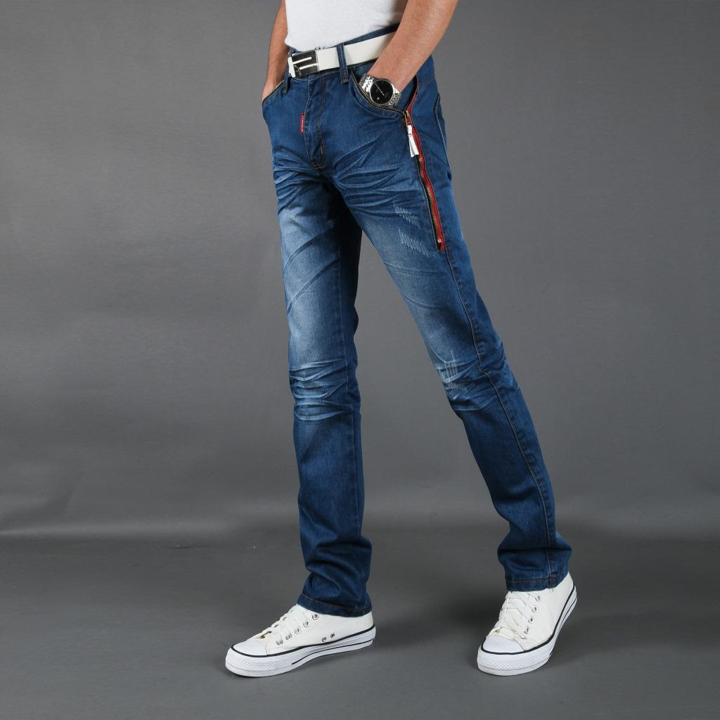 White Skinny Jeans For Guys