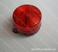 Cheap 12V 24V strobe light fire alarm system of traffic lights 15 LED lights flash works with beads