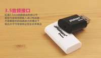 Wholesale HOT SALE PHIATEAM PT USB Speaker bluetooth receiver usb audio receiver audio Bluetooth wireless speaker Music Converter