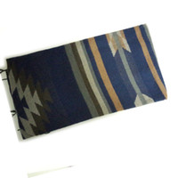 Wholesale D099 winter national wind peacock feather print oversized cashmere scarf shawl dual