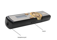 record player - USB mp3 player with clip build in G G inch Screen sport Mp3 Player FM radio Record