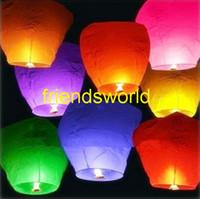 flying chinese lanterns - Flying Lantern KONGMING lantern PRAYING LANTERN SKY CHINESE LANTERNS