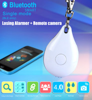 Wholesale App controlled Anti Lost Object key Finder losing Alarm with Mini Bluetooth BLE Smart APP for iPhone S Andriod