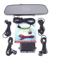 Wholesale Backup Rador Monitor Parking reverse car parking sensor wireless rearview mirror