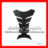Cheap Carbon Fiber Tank Pad Protector For HONDA CBR600F2 91-94 CBR 600F2 CBR600 600 F2 91 92 93 94 1991 1992 1993 1994 Fairings Fuel Tank Pad