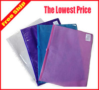 Wholesale New Arrival A4 folder thickening a4 plastic bag file paper bags supplies