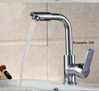 Cheap Water Faucet,Hotsale, Cold and Hot , Chromeplate Kitchen or Bathroom Faucets for Basin Sink Mixer Brass Alloy taps Wholesaler free shipping