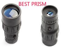 Cheap Wholesale-100% GOOD QUALITY Telescopes 16x52 Monocular Optics lens Hunting Camping free ship