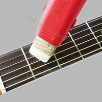 Wholesale New Acoustic Electric Guitar String Rubbling pen kit peg string care nursing derusting oil lubricate cleaner winder set
