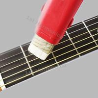 Wholesale New Acoustic Electric Guitar String Rubbling pen kit peg string care nursing derusting oil lubricate cleaner winder set