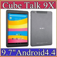 Wholesale Cube Talk X U65GT MT8392 Octa Core GHz Tablet PC inch G Phone Call x1536 IPS MP Camera GB GB GB Android KBA