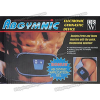Wholesale AB Gymnastic Electronic Device Sculpts Tones Belt Fat Weight Burning Loss Management