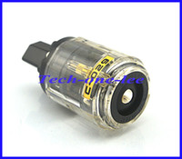 Cheap New Oyaide C-029 For Audio IEC Plug Connector IEC 320 C15 Audio plug C15 Rewirable Connector Free Shipping