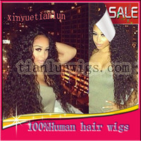 Wholesale Cheap Kinky Curly Brazilian Virgin Hair Lace Front Wig Full Lace Wig Natural Hairline Human Hair Wigs For Black Women