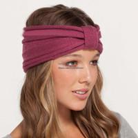 Wholesale Crochet Headbands Women headband Girls Accessories Flower headwrap Earband Headwear Girl Hairpins