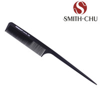 Wholesale PROFESSIONAL Salon Combs Hair Cutting Carbon fiber Comb Rat Tail Antistatic Styling Barbers Hairdressing A0351