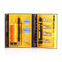 Wholesale Freeshipping Kaisi multipurpose in Precision Screwdrivers Kit Opening Repair Phone Tools Set for iPhone s iPad Samsung