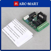 Cheap 5V DC 2A Driver Board For 9-40V 6-Wire 4-Wire 2-Phase Stepper Motor 2 Control Mode 100pcs lot #OT526
