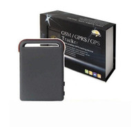 Cheap SPY Realtime Mini GPS Tracker GPS GSM GPRS Vehicle Car Tracking system TK102B