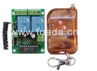 Wholesale Safe Shipping DC V Fixed Code Encoding Remote Switch Control Trantsmitter MHz DC A CH dBm