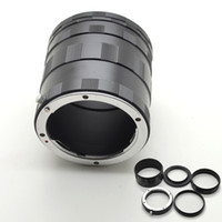 Wholesale Extension Tube Macro Ring for Sony A DSLR and Minalta MA Lens A580 A55