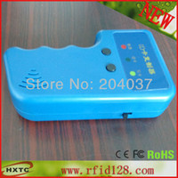 Wholesale Handheld wireless Khz RFID reader writer Duplicater EM4305 T5577 RFID Tag