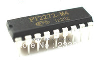 Wholesale PT2272 M4 PT2272 DIP PTC Remote Control Decoder IC New ORIGINAL