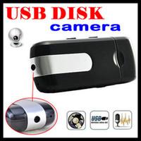 Cheap Mini DVR U8 USB Disk HD Hidden Spy Camera Motion Detector Video Recorder 720x480 free shipping