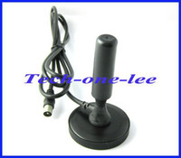 Cheap TV Plug 10dBi Digital Freeview Antenna Aerial for DVB-TV HDTV free shipping
