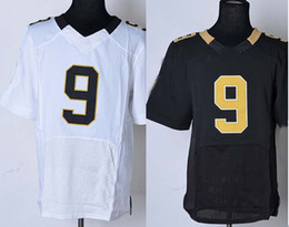Wholesale Cheap Drew Brees Jersey Elite American Pro bowl New Football Jerseys Embroidery Logo