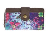 pu - spain new Clutch ladies purse multi Card Wallet Handbag PU