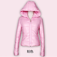 Cheap Women women hoodied jacket Best Casual Hooded lady cotton coat